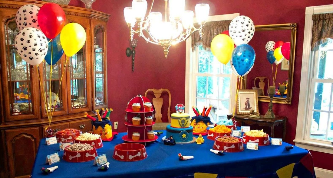 Ultimate Guide To Organizing A Paw Patrol Party Tom S